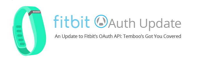 Fitbit OAuth update